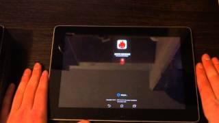 Обзор планшета Asus Transformer Pad TF300T