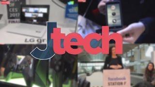 Station F, nouvelle Shield, et smartphone ultra résistant ! (Jtech 305)