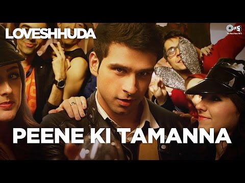 Peene Ki Tamanna - Video Song | Loveshhuda | Girish, Navneet | Vishal, Parichay