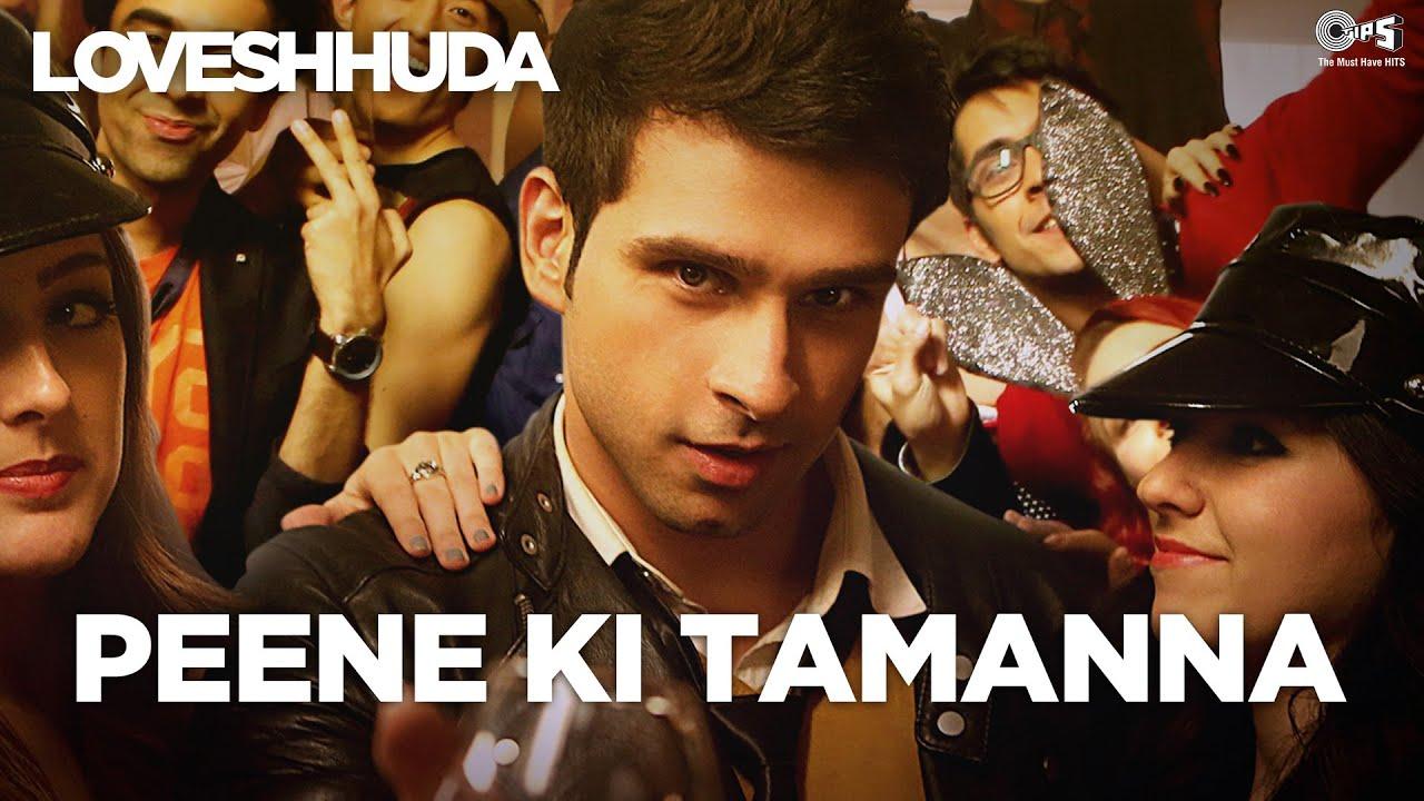 Peene Ki Tamanna - Loveshhuda   Latest Bollywood Party Song   Girish, Navneet   Vishal, Parichay