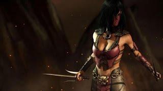 Mortal Kombat X- Sai-Onara Mileena- Klassic Lader Playthrough