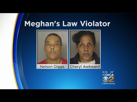 Megan's Law Violator Wanted On Three Warrants Arrested In Mount Oliver