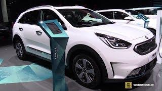 2018 KIA Niro Plug In Hybrid - Exterior and Interior Walkaround - 2018 Geneva Motor Show