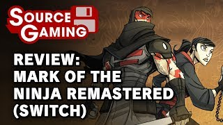 Mark Of The Ninja Remastered (Switch) Review