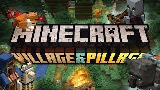 """Minecraft 1.14: Co Nowego?! Pełny i Wielki Przegląd """"Village & Pillage"""""""