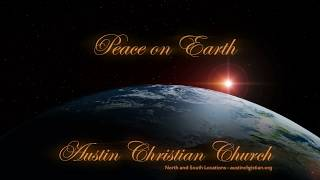 Peace on Earth - Christmas Series