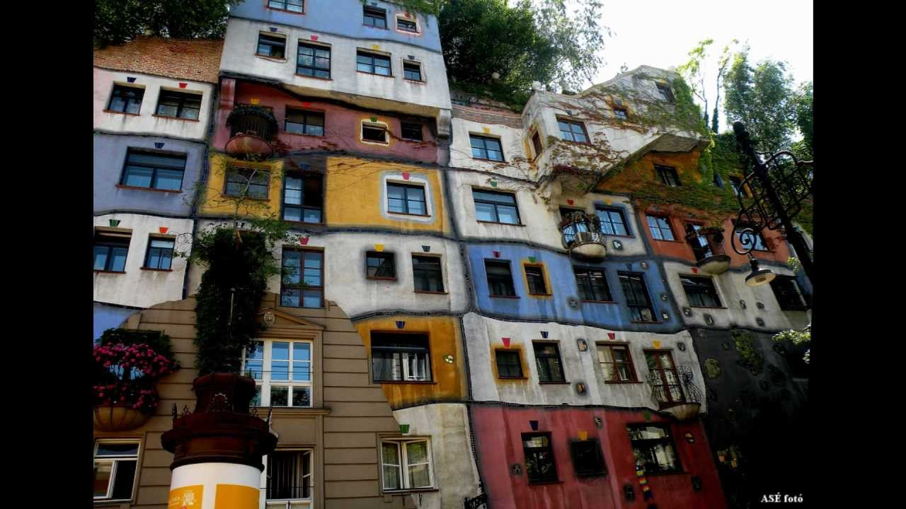 hundertwasserhaus wien youtube. Black Bedroom Furniture Sets. Home Design Ideas