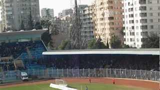 Adana Demirspor 2-1 Denizlispor Santrayla Üçlü Ve Öncesindeki Tezahüratlar |PTT 1.LİG