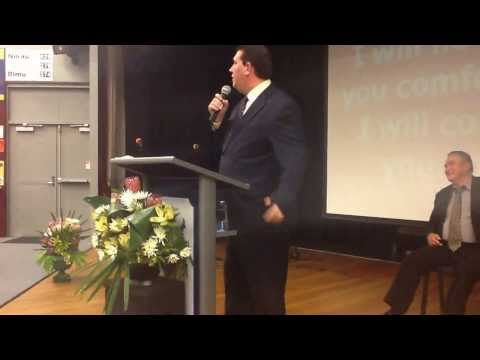 Apostolic Preaching – Jared Runck – A New Normal, October 2013, General Conference UPCI New Zealand