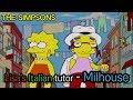 Lisa's Italian tutor - Milhouse