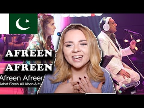 Afreen Afreen, Rahat Fateh Ali Khan & Momina Mustehsan, Episode 2, Coke Studio Season 9 REACTION|