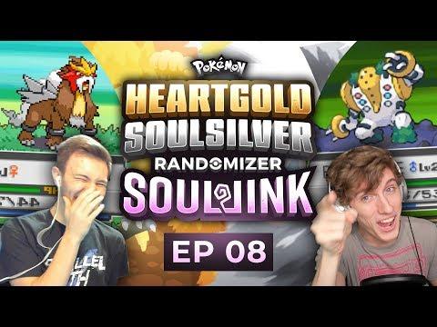 DO YOU REMEMBER?? | Pokemon Heart Gold and Soul Silver Soul Link Randomized Nuzlocke EP 8
