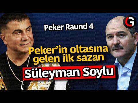 Peker'in oltasına gelen ilk sazan Süleyman Soylu