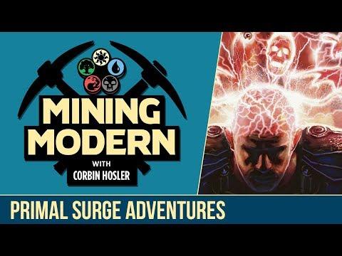 Primal Surge Adventures | Mining Modern