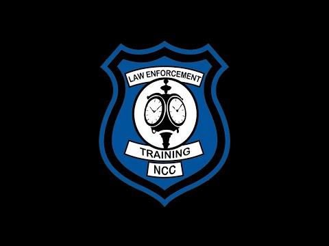 Nash Community College Basic Law Enforcement Training Sixtieth Academy Graduation Ceremony