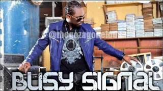 Busy Signal  - Protect My Life - [Duplicity Riddim] [Feb. 2012]