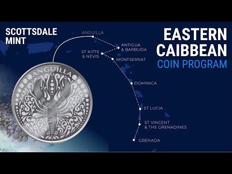 8 NEUE SILBERMÜNZEN von der Scottsdale Mint