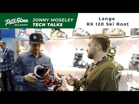 Peter Glenn Tech Talk: 2018 Lange RX 120 Ski Boot Review
