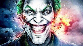 Joker Full Movie Batman Arkham Joker  Superhero Movies FXL 2019 All Cutscenes Game Movie
