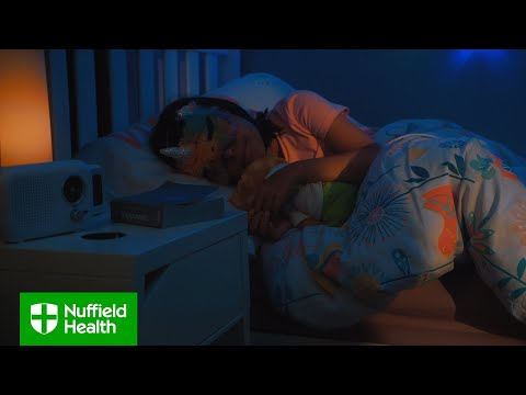 Children's bedtime: Tips for a good sleep routine