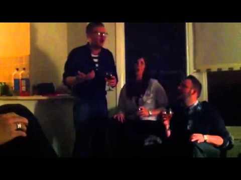 Karaoke Scottish style