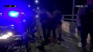 Selalu Meresahkan, Pemuda ini Tidak Sadar Dibawa Polisi