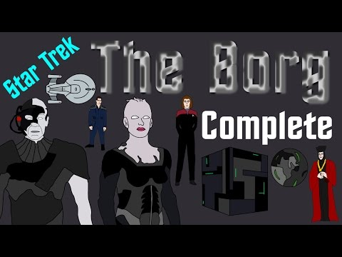 Star Trek: The Borg (Complete)