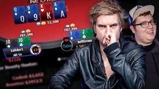 How I Turned $530 into $33,558; HIGH ROLLER Final Table w/ Isildur1 & tonkaaaa