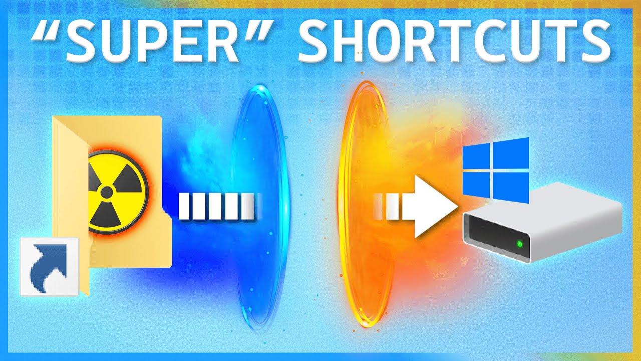 "Download The Hidden ""SUPER Shortcut"" Feature in Windows"