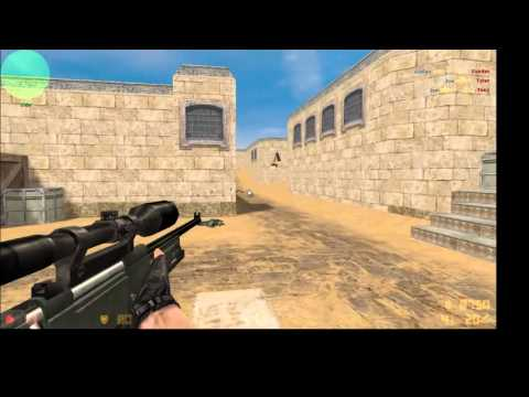Counter Strike Dust 2 [Beginner]