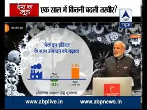What all changes did India see after Narendra Modi government?