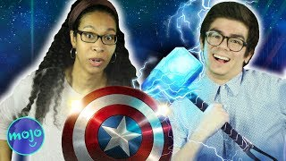 Game Show FACE OFF! AVENGERS - What Do You Knowjo Game Show