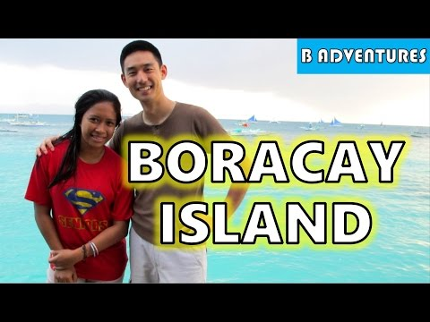 Kalibo Airport & Boracay Island Hopping, Philippines S1 Ep8
