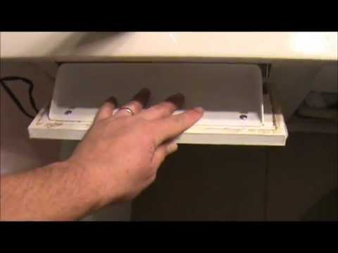 How To Install A Sink Front Tray