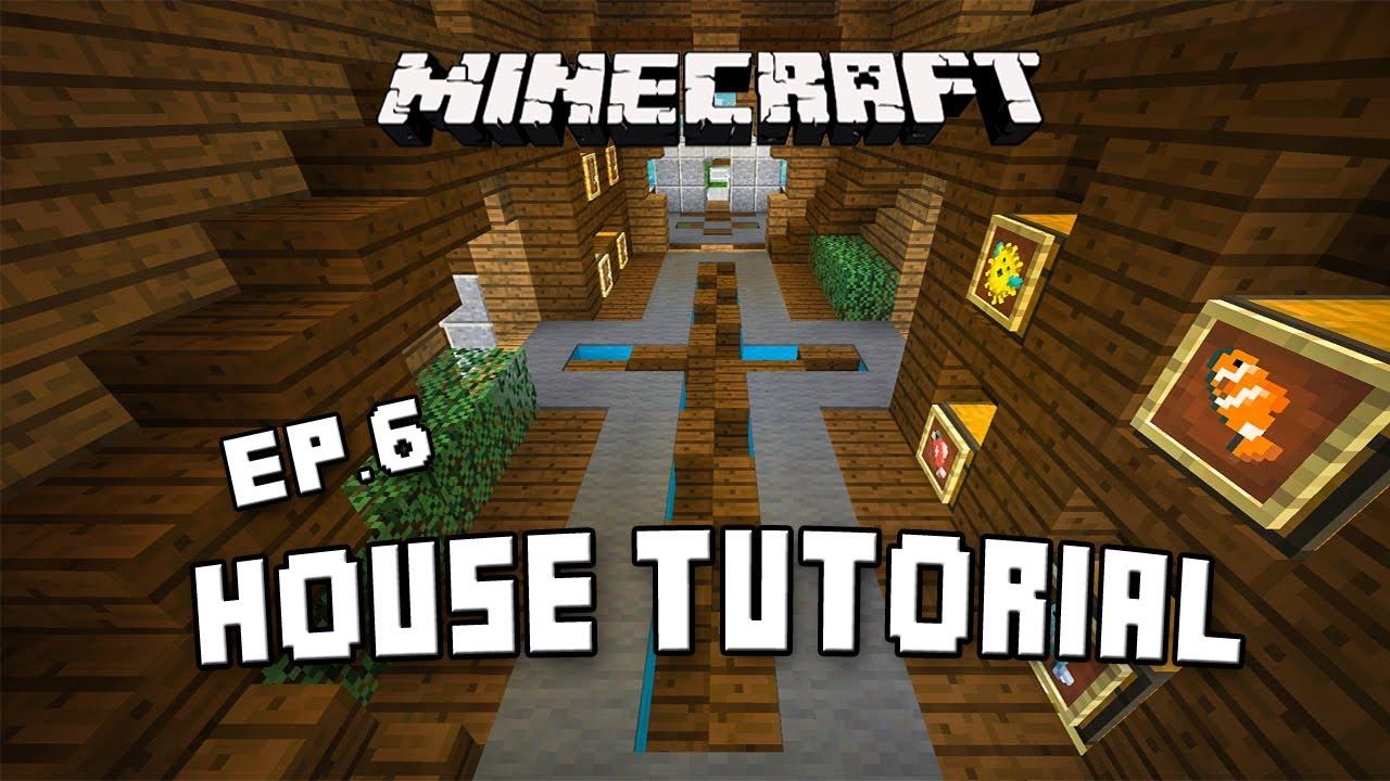 Minecraft: Modern Interior Design Ideas (Scarland Fishing ...