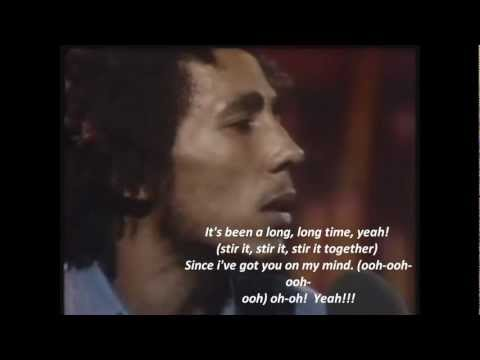 Bob Marley - Stir it up (Official Music Video)[HD 1080p]{Lyrics on Screen}