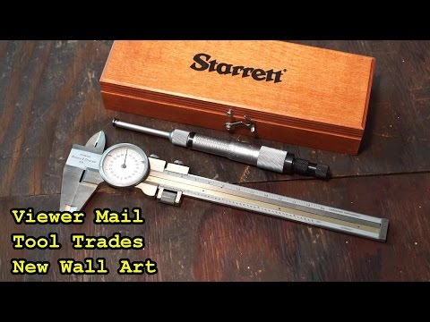 Saturday Night Special 146 Part 1: Viewer Mail, Tool Trade, Photography