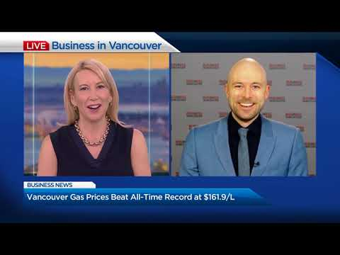 BIV on Global BC: Vancouver gas prices hit new record; T-Mobile, Sprint mega-merger