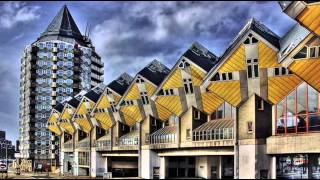 ROTTERDAM,de Stad waar ik eens ben geboren ( Annie de Reuver)