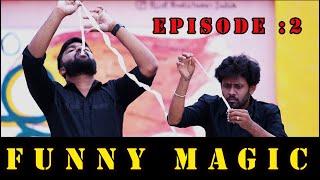 Magic Imsaigal Episode 2 || Comedy Magic || Imsai Brothers || Funny Magic Revealed || Funny Secrets