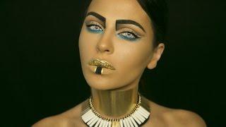 Makeup Tutorial: Cleopatra | Teni Panosian