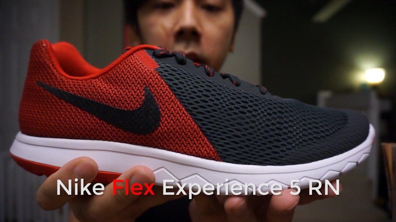 Nike Flex Rn Experience 5 Rn Flex Primeras Impresiones Youtube 7046b7