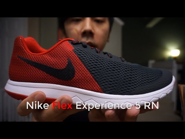 ac7fb8a0a6de Nike Flex Experience 5 RN for DDR Review – DDRCommunity