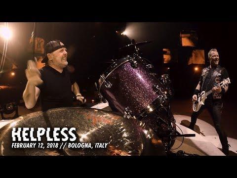 Metallica: Helpless (Bologna, Italy - February 12, 2018)