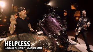 Metallica: Helpless (Bologna, Italy - February 12, 2018) YouTube Videos