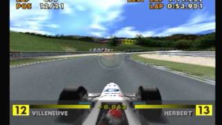 PS1 - F1 Racing Championship - 1999 Season