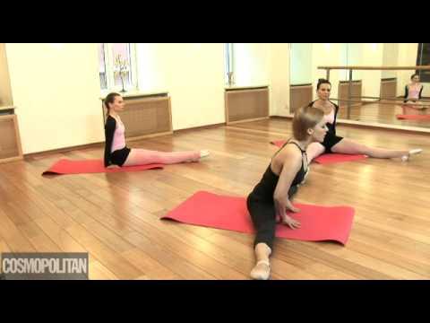 Уроки балета. Занятие 2