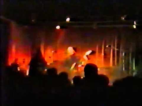 Sentenced - Joensuu, Karjalantalo LIVE 08-02-1992