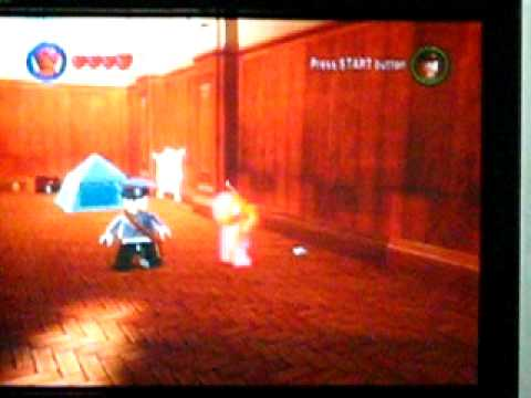 Lego Indiana Jones- Invisible Thuggee Statue Glitch