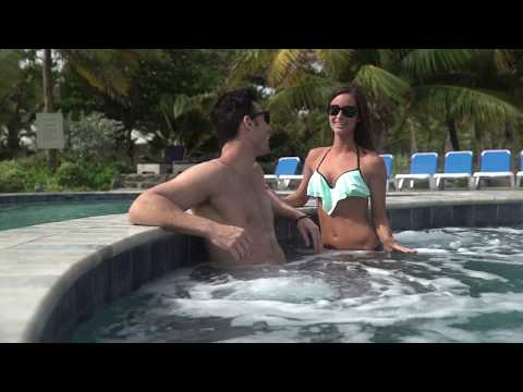 Two Worlds in One - Coconut Bay Beach Resort & Spa - St. Lucia